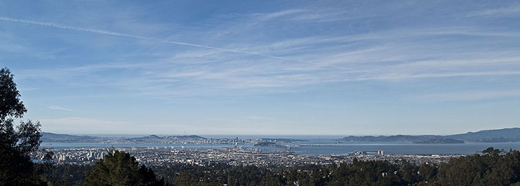 SF Bay Panorama